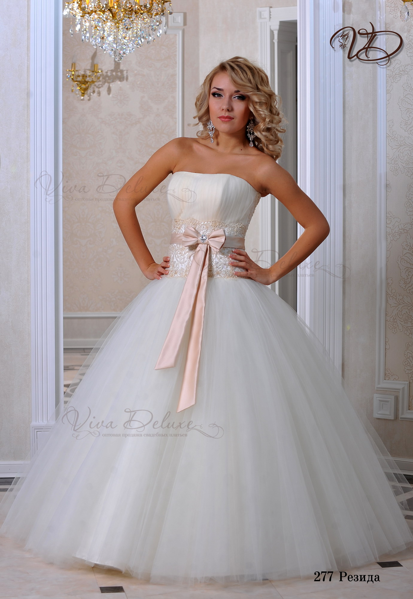 Wedding dresses from the manufacturer