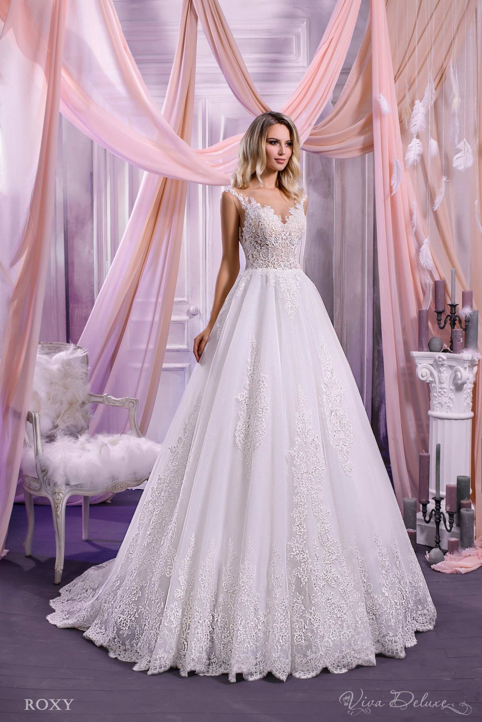 VivaDeluxe — ukrainian wedding dresses